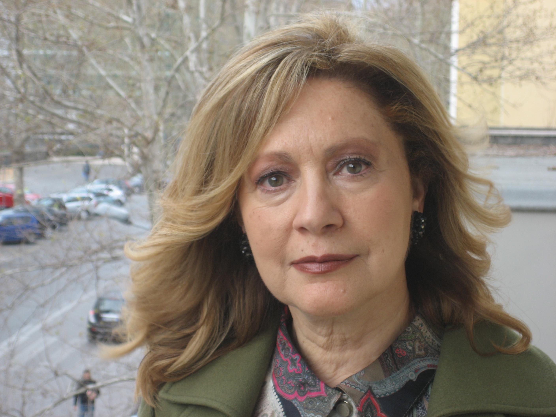 Maria Ines Aronadio, direttore dell'Ufficio di Coordinamento Promozione del Made in Italy