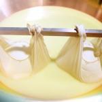La lavorazione del Parmigiano Reggiano