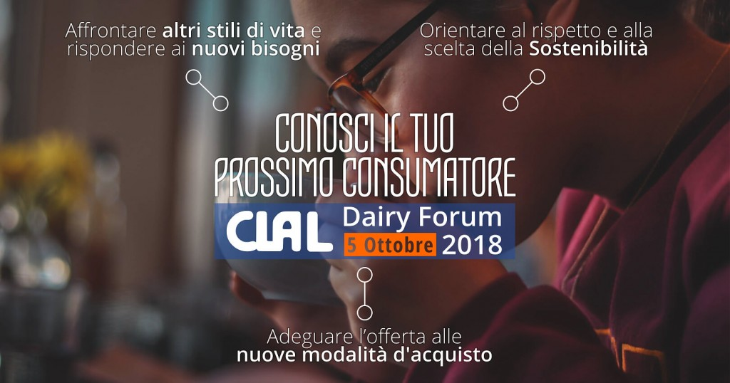 CLAL Dairy Forum 2018: tutti i VIDEO disponibili su YouTube e su Facebook