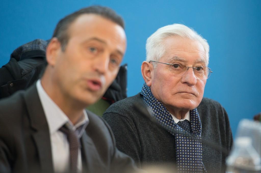 Sergio Frignani - Presidente sezione Parmigiano Reggiano Mantova