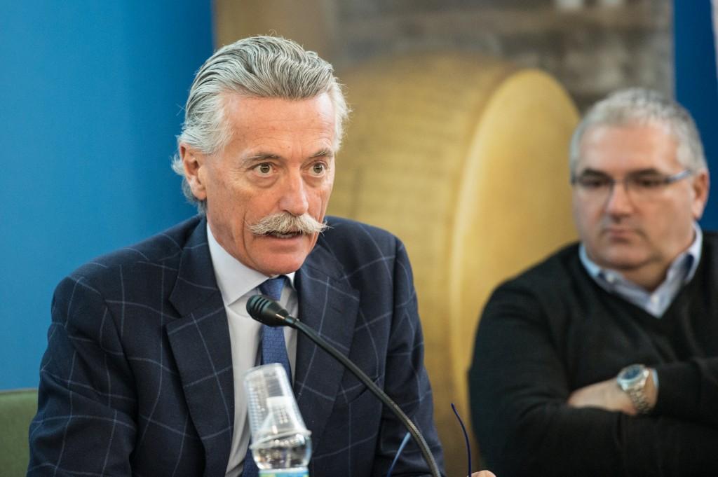 Carlo Zanetti - Presidente CCIAA Mantova