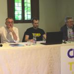 Angelo Rossi, Francesco Branchi e Dario Casali