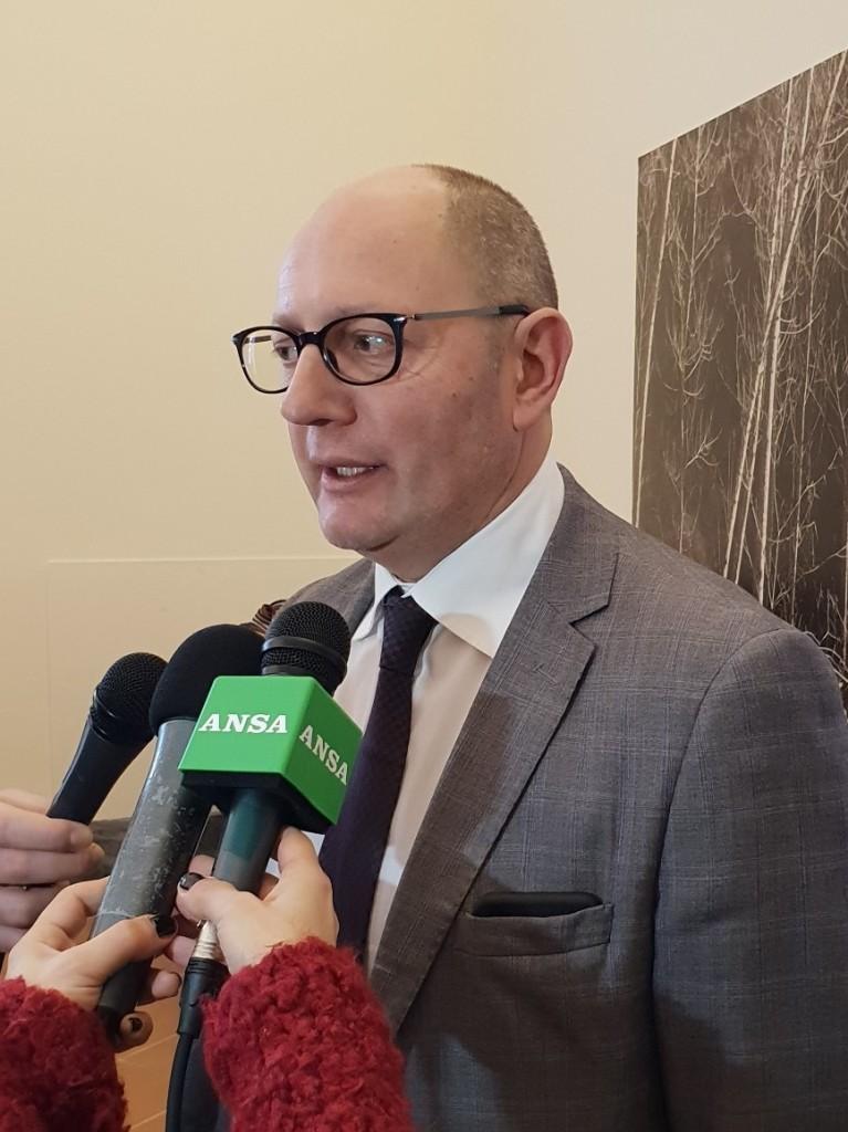 Domenico Raimondo, Presidente Consorzio di tutela della mozzarella di bufala campana Dop