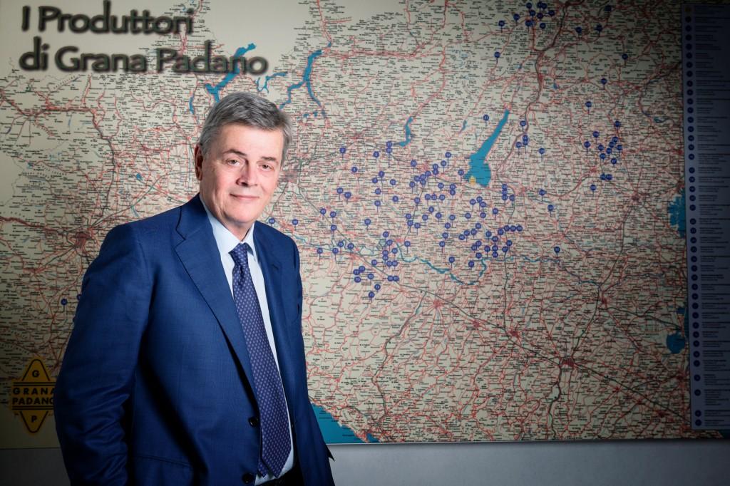 Stefano Berni - Direttore Generale del consorzio di tutela del Grana Padano