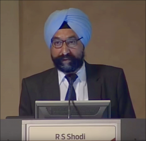 R.S. Sodhi - Managing Director della Gujarat Co-operative, Amul